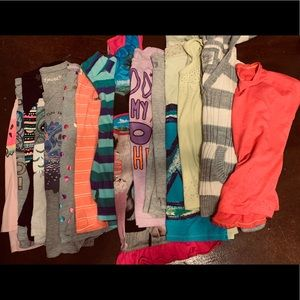 Girls clothing 10/12; jcpenny, justice, Dillard's+